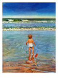 &quot;Baby at the Beach &quot; July 23  1949