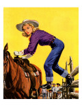 &quot;Woman at Dude Rance &quot; June 20  1942