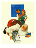 """Santa and the Robot "" December 1  1983"