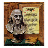 &quot;Ben Franklin  1944 &quot; January 15  1944