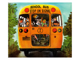 """School Bus "" September 22  1962"