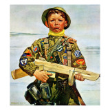 """Commando Kid "" October 14  1944"