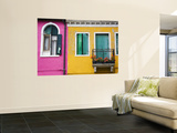Colorful Burano City Homes  Italy