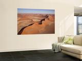 View of Namib Desert Sand Dunes  Namib-Naukluft Park  Sossusvlei  Namibia  Africa