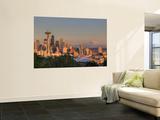 Skyline From Kerry Park  Seattle  Washington  USA