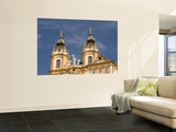 Baroque Monastery Church of Sts Peter and Paul at Baroque Benedictine Abbey Stift Melk