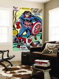 Captain America Bicentennial Battles: Captain America and Red Skull