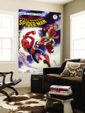 The Amazing Spider-Man No2 Cover: Spider-Man Fighting