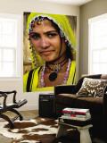 Portrait of Woman at Camel Fair