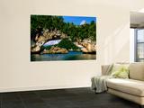 Arch Rock  Natural Archway  Rock Islands  Koror  Palau
