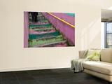 Colourful Stairway in Cerro Concepcion