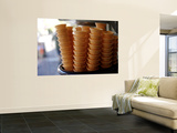 Ice Cream Cones in a Shop Window