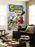 Tales Of Suspense: Iron Man No42 Cover: Iron Man and Gargantus