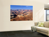 Canyonlands National Park From Island in the Sky  Green River  Turks Head  Utah  USA
