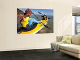 Women in Double Sea Kayak in Banksia Bay