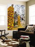 Strung Marigolds for Sale