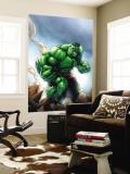 Marvel Age Hulk No1 Cover: Hulk