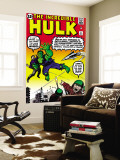 Incredible Hulk No3 Cover: Hulk  Jones and Rick