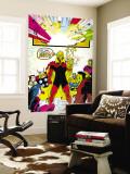 Infinity Gauntlet No6 Group: Adam Warlock  Thanos  Thor and Hulk Fighting
