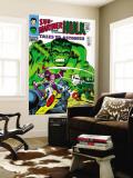 Tales to Astonish No81 Cover: Hulk and Boomerang