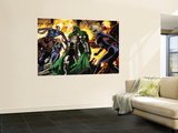 Fantastic Four No553 Group: Dr Doom  Mr Fantastic  Thing  Invisible Woman and Human Torch