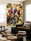 Marvel Spotlight: Ultimatum Cover: Spider-Man  Dazzler  Wolverine and Captain America