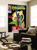 Excalibur No16 Cover: Nightcrawler  Phoenix  Shadowcat and Kymri