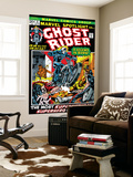 Marvel Spotlight 5 Cover: Ghost Rider