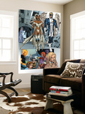 X-Men: Manifest Destiny 2 Group: Storm  Angel and Emma Frost