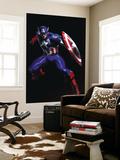 Secret War No3 Cover: Captain America