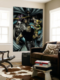 House Of M: Avengers No4 Group: Cage  Luke  Iron Fist  Cloak and Moon Knight