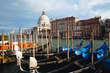 Grand Canal View at Campo del Traghetto  Venice