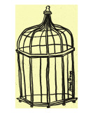 Birdcage in Butter