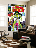 Hulk Family: Green Genes 1 Cover: She-Hulk  Walters and Jennifer