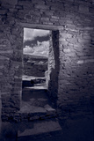 Chaco Portal Chaco Culture National Historic Park BW