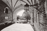 Archway  Blair Hall  Princeton University  NJ