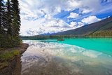 Emerald Lake Reflections  Canada