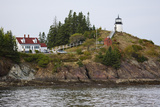 Owls Head Lighthouse  Rockland Harbor  Maine