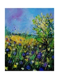 Landscape With Cornflowers 459060
