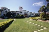 Courthouse Garden  Santa Barbara  CA