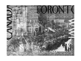WW1 Canadian  Nostalgic Collage