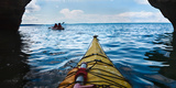 Sea Cave Kayaking Apostle Islands National Lakeshore