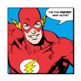 Flash: I'm the Fastest Man Alive