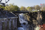 Great Falls of Passaic River  Paterson  NJ