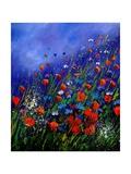 Wild Flowers 789070 Giclée par Ledent