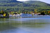 Lake George Autumn  New York