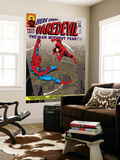 Daredevil No16 Cover: Spider-Man and Daredevil Charging