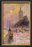 By Rail and Sea from Paris to Brighton or London Featuring the Embankment and Big Ben 6 of 8
