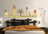 Egypt Wall Decal Sticker