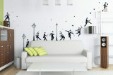 Starlight Dancing Wall Decal Sticker